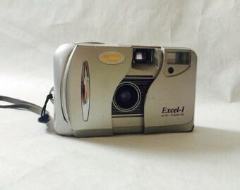 Vintage film camera , Vintage Compakt Camera. Vintage Film , PHOTOGRAPHY
