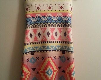 Native Sweetheart Dress