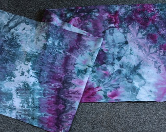 Hand Dyed Fabric 202