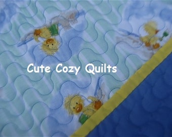 Super Cute Suzy's Zoo Baby Infant Quilt
