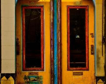 SF Doors | Photo Transfer to Wood