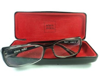 Alain Mikli Pact AO480 Classy Iridescent design Eyeglasses in Box