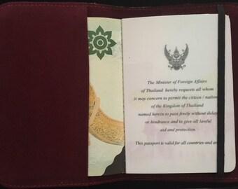 HANDICRAFT  PASSPORT CASE