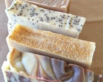 Handmade Goat Milk Soaps