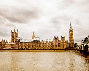 London Print, London Eye, City Photography,  Photography Print,  8x10, 8x12, 11x14, 12x18