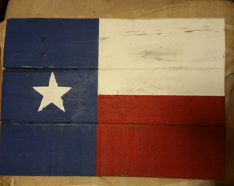 Texas Flag wall decor