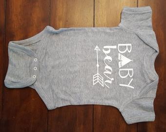 Children's Baby Bear Shirt