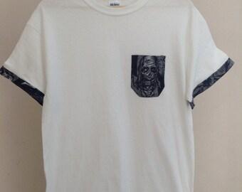 Zombie Pocket Shirt