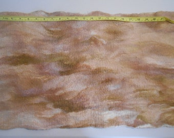 Coffee Dyed Fabric Etsy
