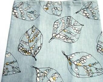 Leaf print fabric | Etsy UK