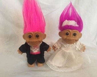 Wedding Trolls
