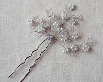 Cherry Blossom Hairstick