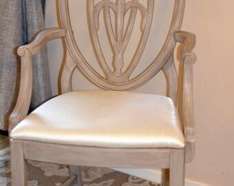 Annie Sloan Antique Sitting Chair