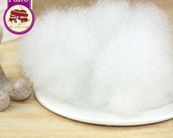 100g premium PP fiber stuffing for DIY doll, toy, pillow, cushion #002