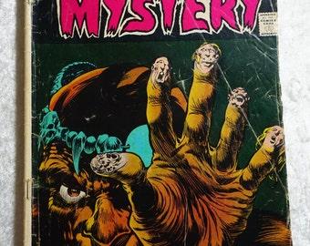 Vintage DC Comics, Bronze Age House of Mystery #214,  Ready To Ship,  Vintage Comics, Graphic Novel,  Huge Comic Sale