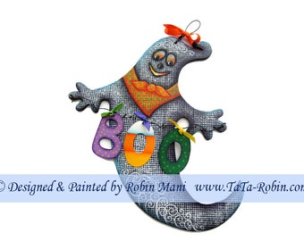 298 Boo Bailey Ghost Decorative Painting Pattern