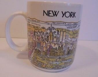 New York Souvenir Cup