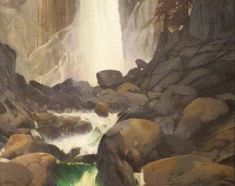 Vernal Falls: Dean Linsky