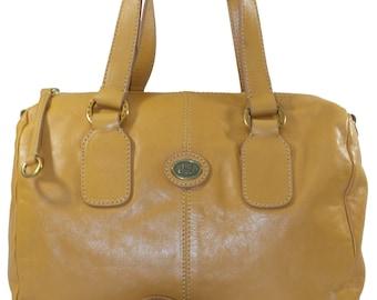 Soft leather satchel The Bridge 044798/75