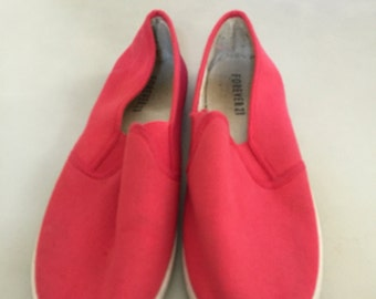 Forever 21 cute slip on shoes