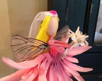 Pink Wedding Fairy