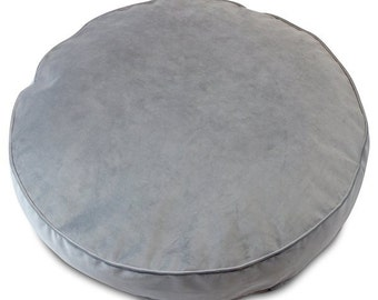 Round Pillow Dog Bed - XLarge