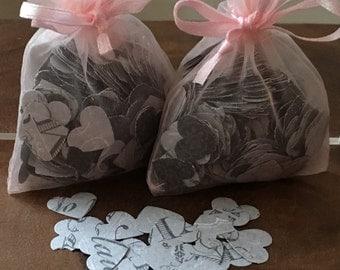 Wedding Words Confetti
