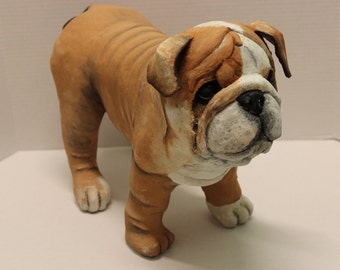 Bulldog Puppy *RESERVED*