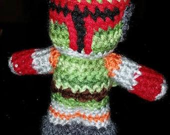 Crochet Boba Fett