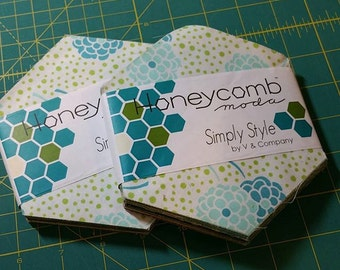 Simply Style by Moda Honeycomb