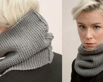 RING RD WARMER xl hand-dyed merino wool | cotton blend