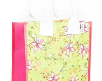 May Flowers Tiny Tote
