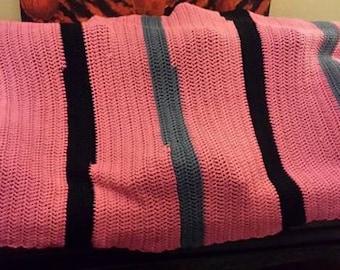 Comfy Cozy Girl's blanket