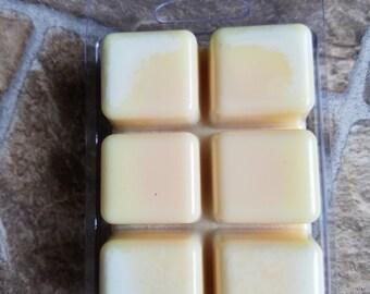 Pina Colada cubes