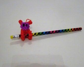 Back to School! | Pencil Pets | Panda Pencil Charm
