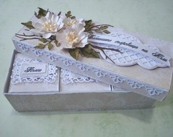 Baby keepsake, flowers box, Baby girl, treasures gift, Baby gift ,Pregnancy gift, Newborn gift