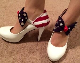 Patriotic High Heel Accessories