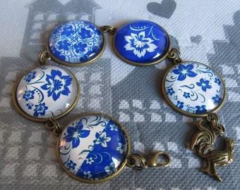 Cabochon Bracelet Typical Dutch