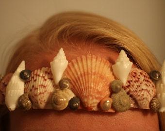 Mermaid Princess Crown