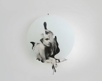 Moon Woman - Wall Art