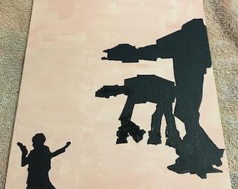 Han Solo Canvas