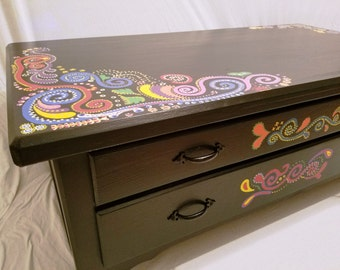 Funky and Whimsical Coffee Table