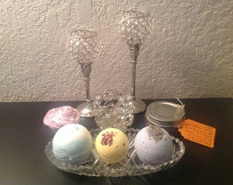 Bath bombs Lavender