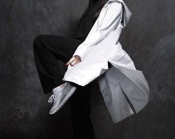 silver cloak
