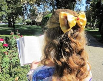 Belle Inspired Bow