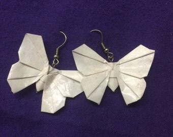 Origami Earrings- Butterflies