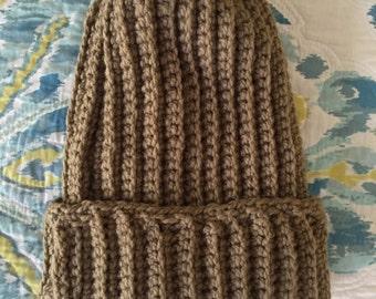 Crochet Chunky Slouch