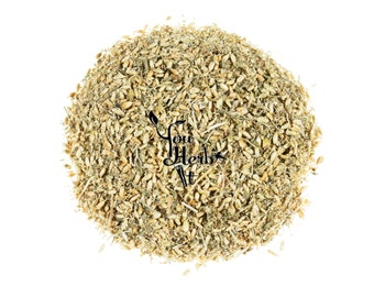 Yarrow Dried Flowers Achillea Millefolium Loose Herbal Tea - Buy Any 2x50g Get 1x50g Free!