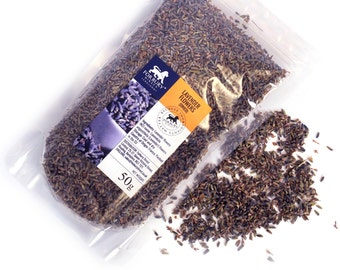 50 - 950g of Lavender Flowers, French Lavender, FREE DELIVERY, Aromatic, Dried for Bath Bombs, Soap and Candle Making, Potpourri, Decoration