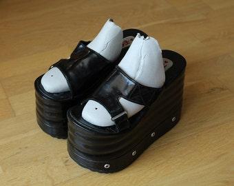 Platform shoes from JAPAN 37